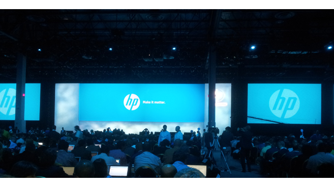 HP Discover 2013 3