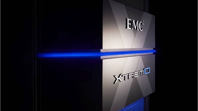 EMC XtremIO, primera cabina all-flash de EMC